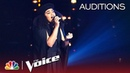 Audri Bartholomew Wins Over JHUD with Loren Allred's Never Enough - The Voice 2018 Blind Auditions