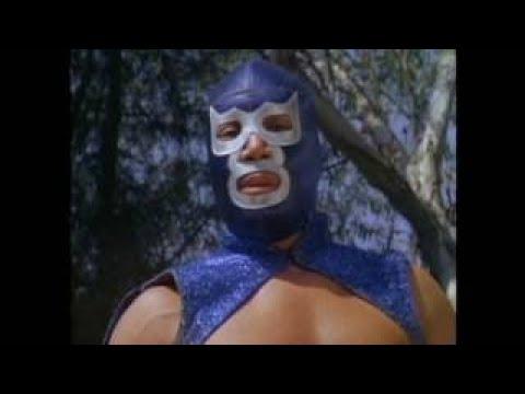 Película: Blue Demon contra los Cerebros Infernales (Parte 1)