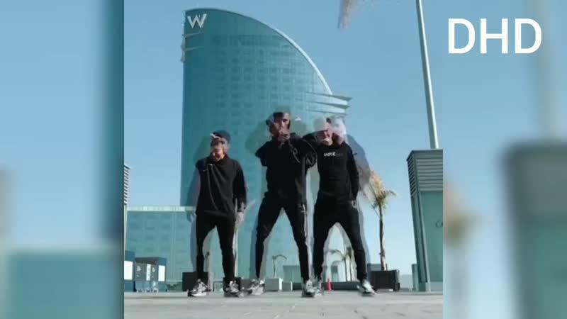 Shuffle Dance 93 [DHD]