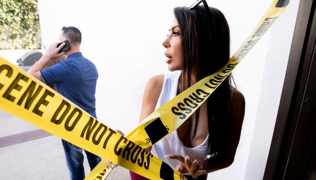 Brazzers - Crime Scene Cock