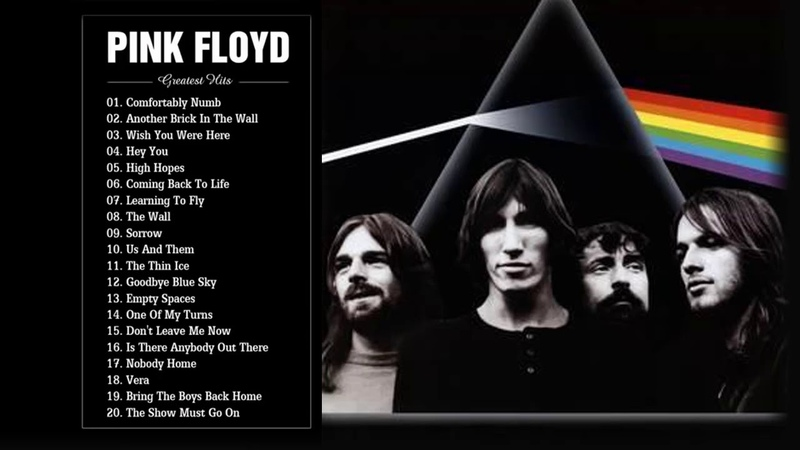 Best of Pink Floyd - Greatest Hits - Remastered