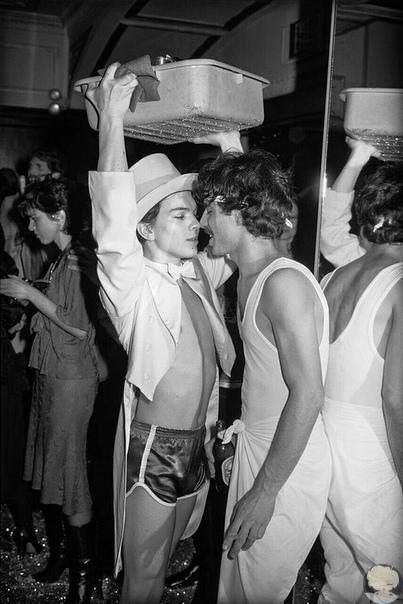 Легендарный ночной клуб Нью-Йорка: Студия 54