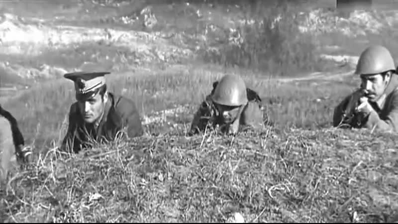 Поезд в далёкий август 1971 военная драма реж Вадим Лысенко