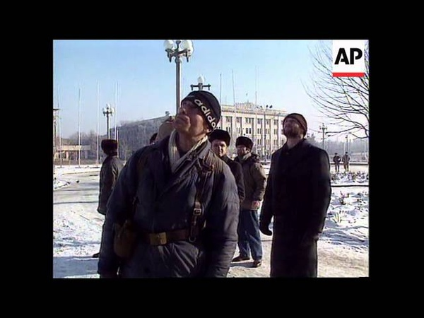 Russia Chechnya Russian Forces Push For Grozny - 1994