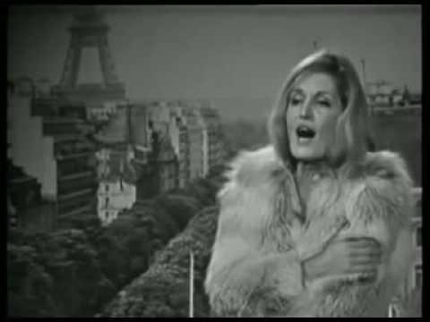 Dalida L'amour qui venait du froid mon préféré