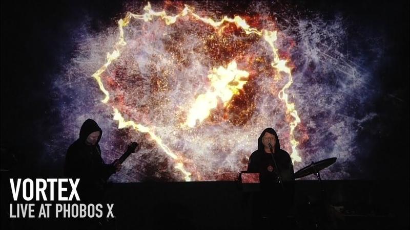 VORTEX live at Phobos (dark ambient concert)