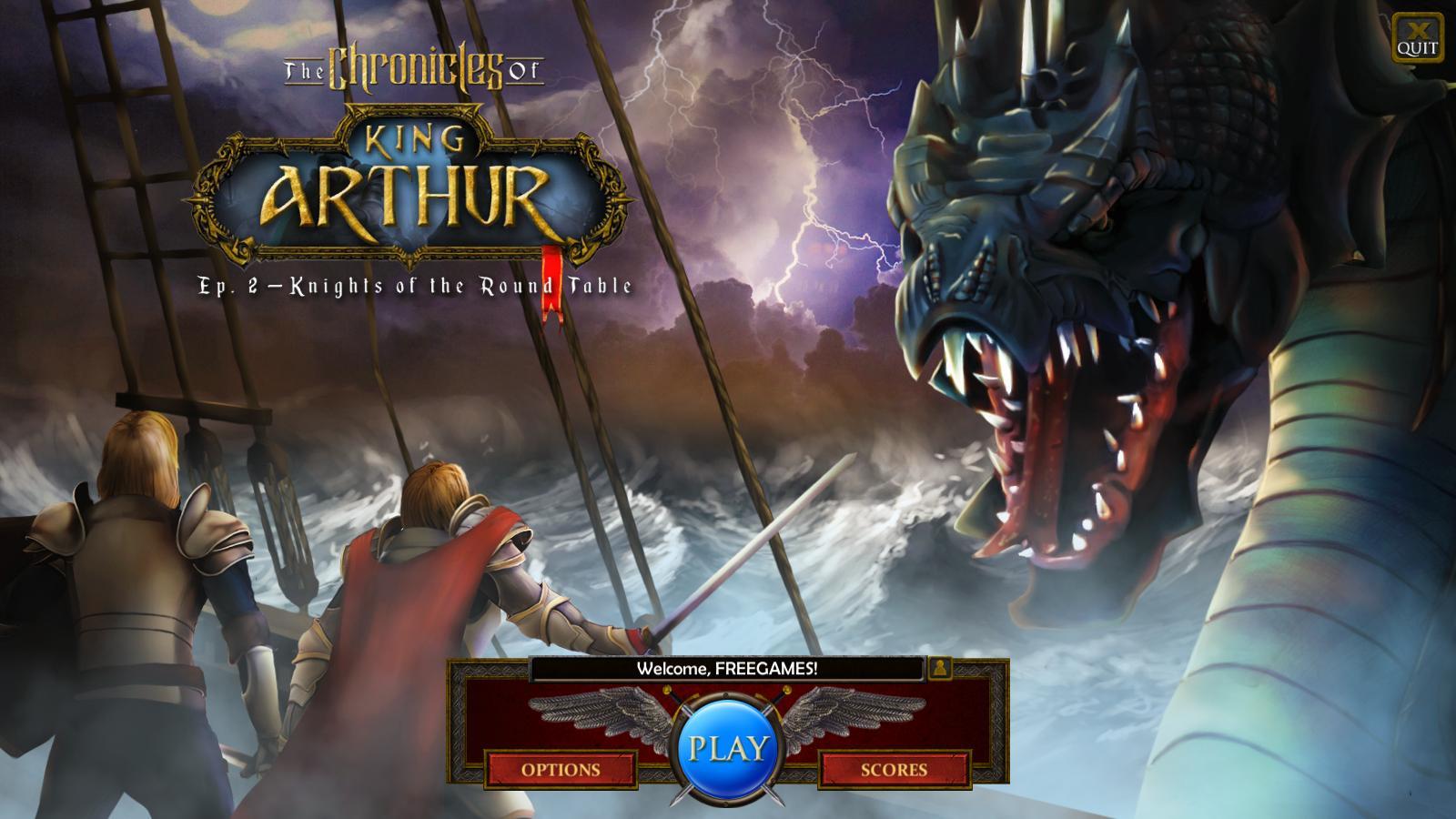 Хроники Короля Артура: Эпизод 2: Рыцари Круглого Стола | The Chronicles of King Arthur. Episode 2: Knights of the Round Table (En)