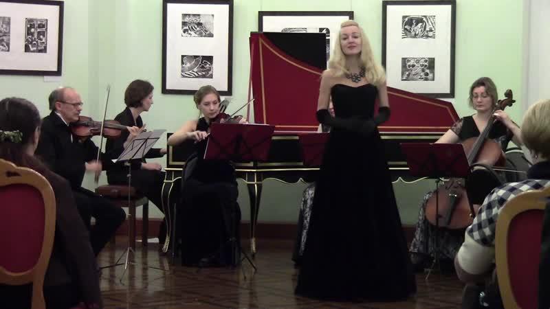 Моцарт Аллилуйя из мотета Exsultate jubilate