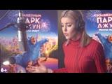 Как озвучивали мультфильм «Волшебный парк Джун»