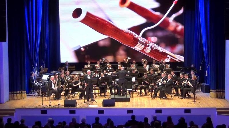 Александр Гилев Тарантелла концертная пьеса для фагота с оркестром