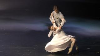 05/04/19 Evgenia Obraztsova and Artyom Ovcharenko - statue comes alive Act III