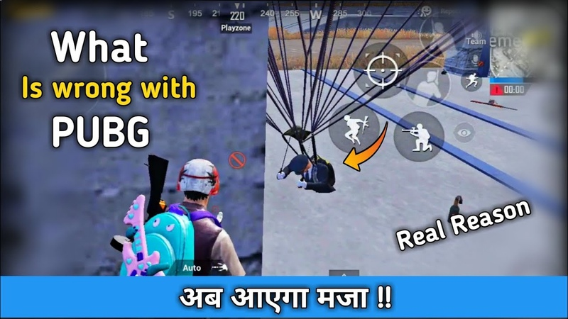 Real Reason behind lag and frame drops in pubg mobile | pubg mobile Hindi Gameplay