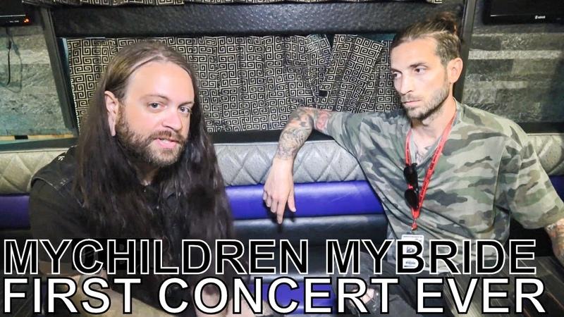 Mychildren Mybride - FIRST CONCERT EVER Ep. 94 [Warped Edition 2018]