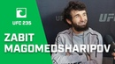 Zabit Magomedsharipov Believes A Win Over Jeremy Stephens Will Put Him Close To A Title Shot
