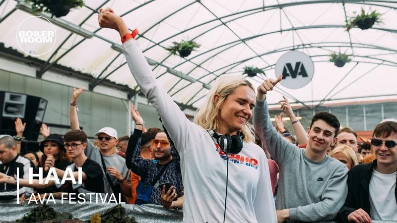 HAAi | Boiler Room x AVA Festival 2019