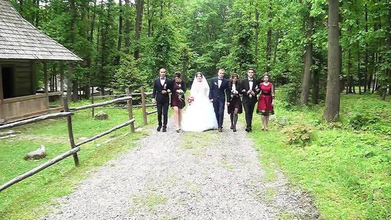 весільна прогулянка Андрія та Маряни-4