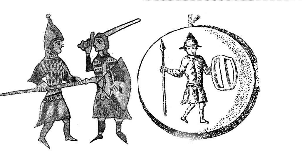 Воины Новгорода
