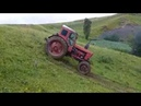 Test Drive T 40 tractor