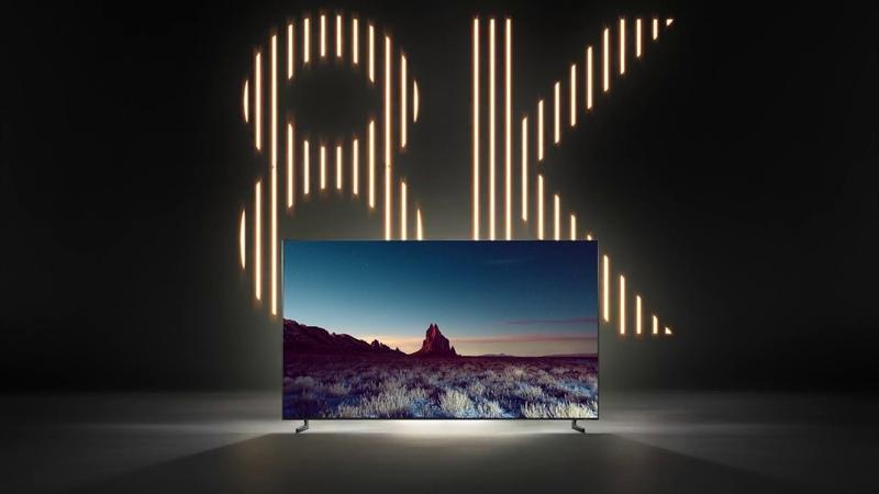 Samsung UK | QLED 8K Introduction