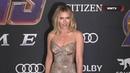 Scarlett Johansson, Colin Jost arrive at 'Avengers: Endgame' World premiere