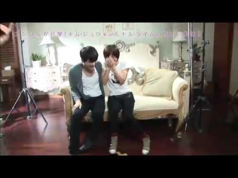 Secret Garden( DVD Blu-ray in Japanese version) official BTS