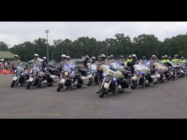 Hendersonville TN Police 4th Annual Motorcycle Rodeo 2016 Gross Wilburn Rapp