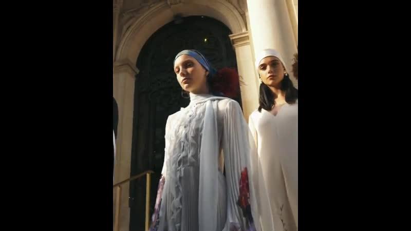 FashionToMax production MaisonValentino - 2020