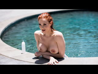 Maitland ward - wet and wild | brazzers.com all sex big tits oil redhead doggystyle reverse cowgirl facial brazzers porn порно