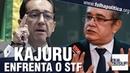 URGENTE Senador Kajuru enfrenta o STF Gilmar Mendes e defende CPI da 'Operação Lava Toga'