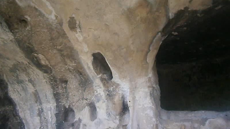 пещерный монастырь Феодора Стратилата