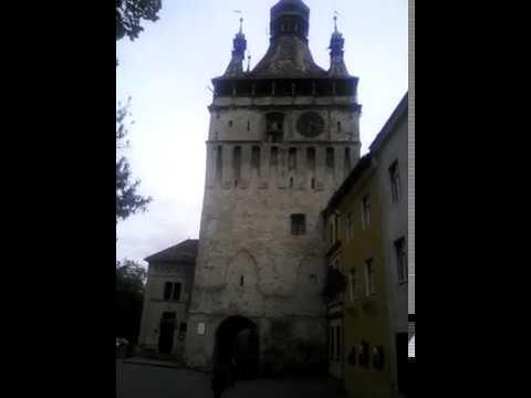 Cetatea sighisoarei partea 1