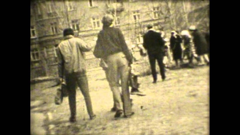 10а, 430 школа, Ленинград, 1972 год, Субботник