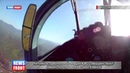 Летчики истребительной авиации ЮВО совершенствуют навыки пилотирования над Кавказом