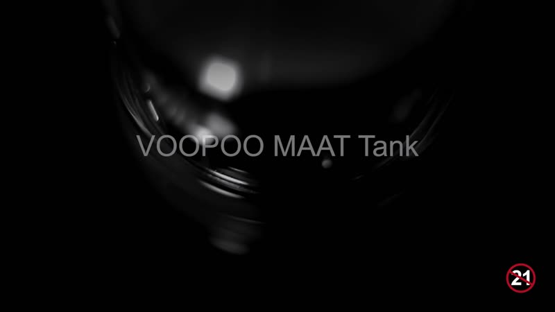 [New Upcoming] VOOPOO MAAT Tank with middle airflow design! Will coming soon!