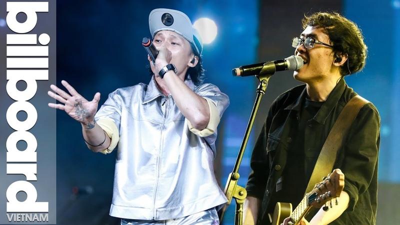 Cá Hồi Hoang ft. DatManiac - Tầng Thượng 102 Ngày Nào| LIGHTS 2019 | Billboard Việt Nam
