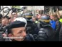 1er Mai: Affrontements devant LaCoupole