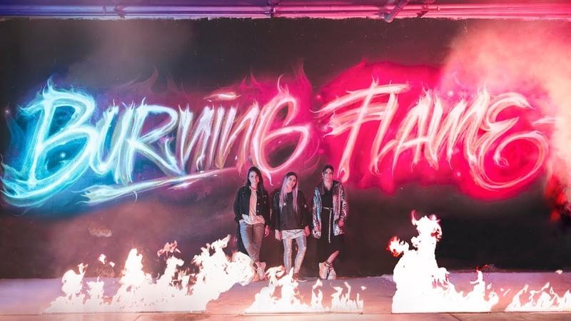 Burning Flame - NxtWave Su Presencia | Música Cristiana para Jóvenes 2019