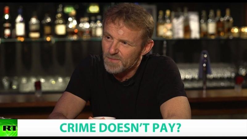 CRIME DOESNT PAY Ft. Jo Nesbo, Bestselling Norwegian author