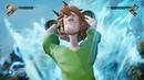 JUMP FORCE - Shaggy Gameplay vs Goku Trunks Cell