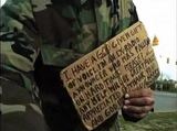 Нереальный голос у бездомного