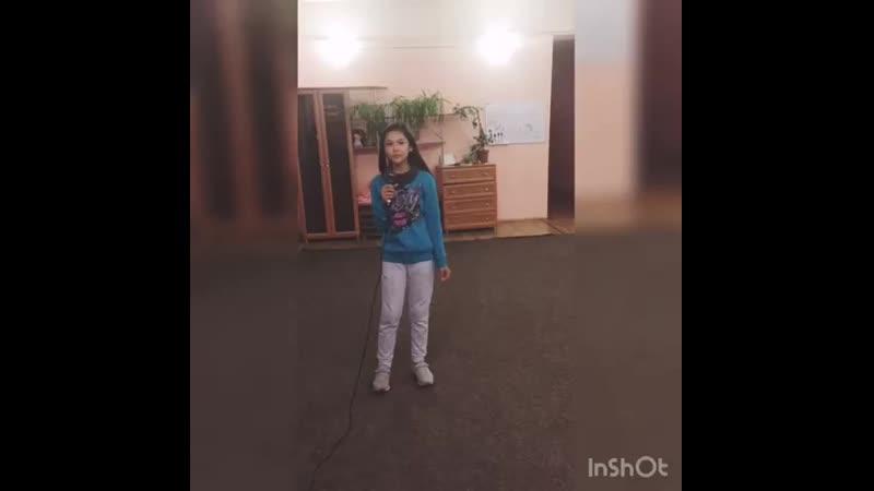 Валиуллина Назгуль, 11 лет, г. Сибай.