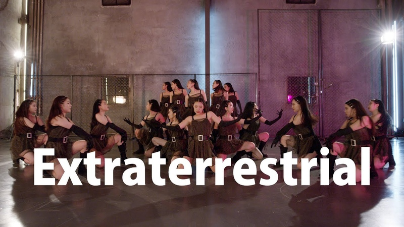 [The BAFOR] Extraterrestrial | GIRLS HIPHOP PERFORMANCE | choreography by AHOI | 세종대 실용무용