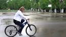 Veloezda ru Елена учится велоезде 24 05 2015