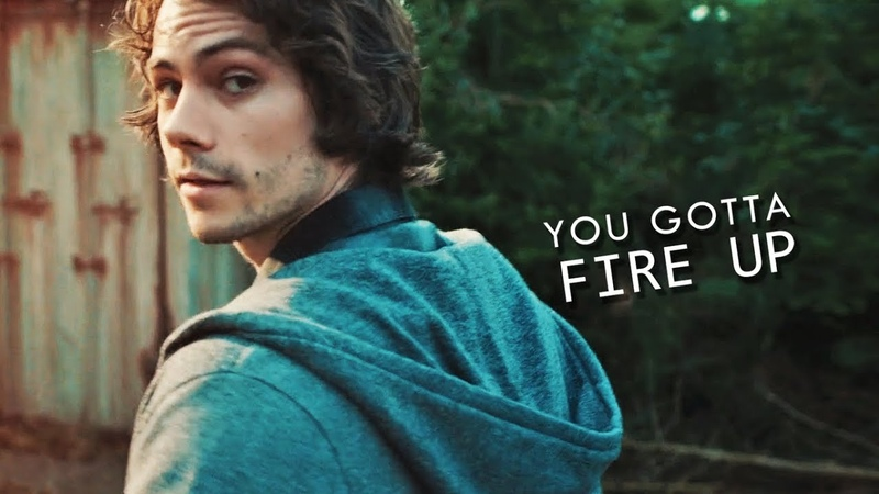 Mitch rapp — you gotta fire up