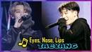 K-pop Idols singing 'Eyes Nose Lips' by Taeyang (Bigbang)