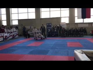 Ваня красавчик💪 соревнования по wkf🥋