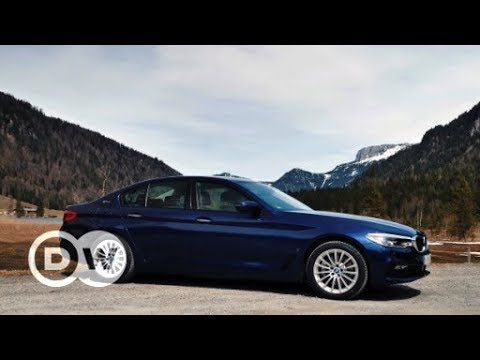 Elektro-Eleganz BMW 530e iPerformance | DW Deutsch