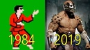 Evolution of Fighting games 1984 2019