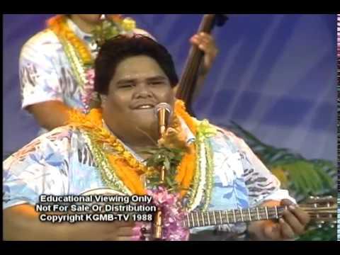 Makaha Sons Of Ni`ihau-I'll Remember You