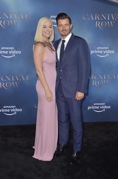 Орландо Блум убежден, что его брак с Кэти Перри не закончится разводом